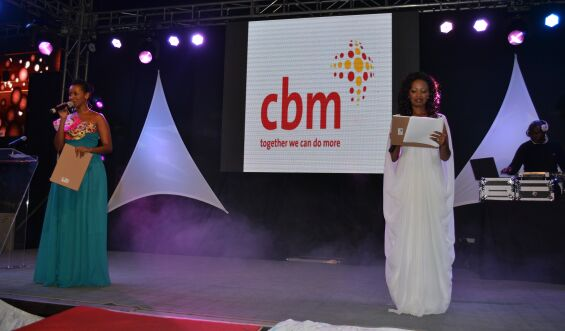 CBM being recognised as one of the event sponsors