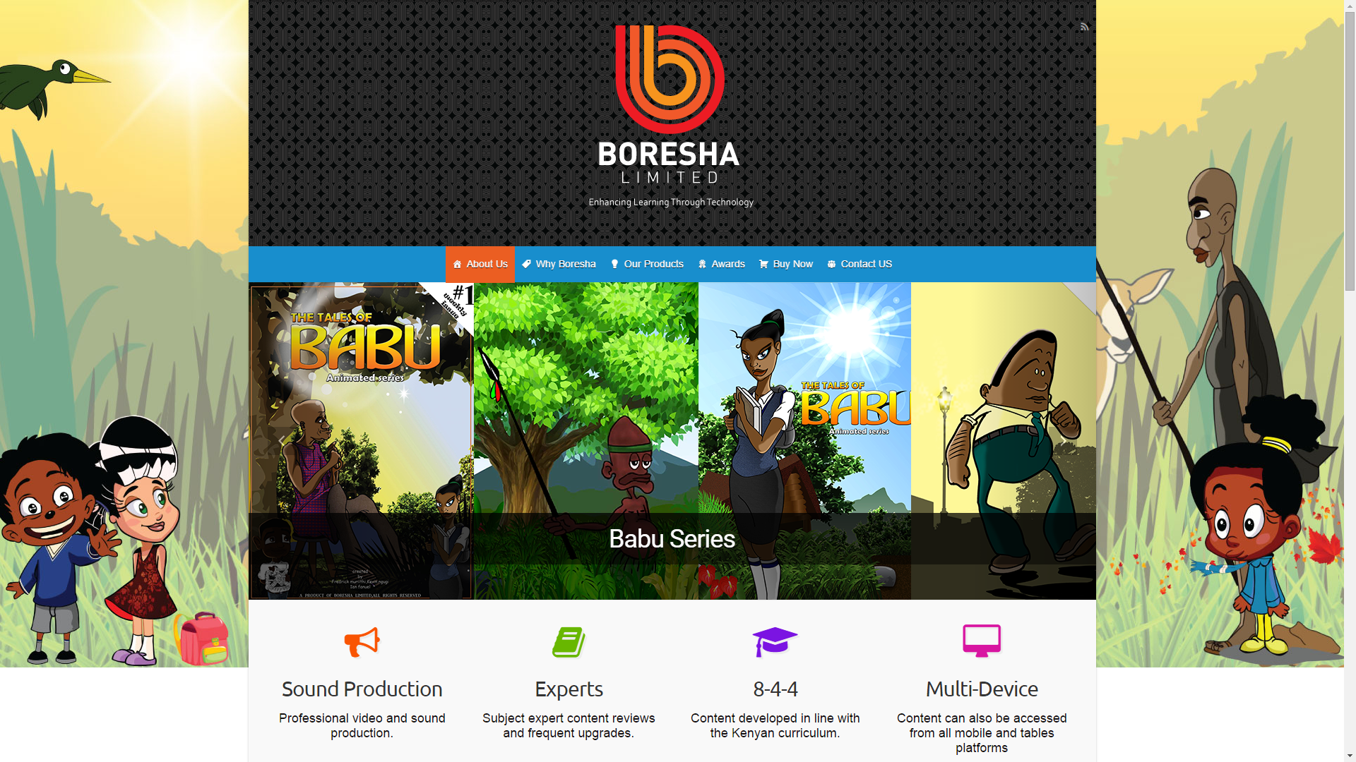 Boresha ltd